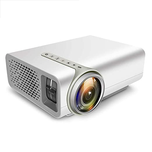 YSCCSY Mini proyector para teléfono Inteligente Proyector Full HD ...