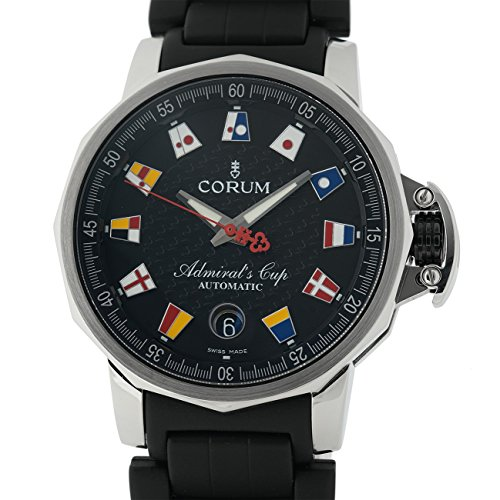Corum Admiral's Cup automatic-self-wind male Watch 082.831.20 (Certified Pre-owned)