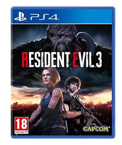 🥇 Resident Evil 3 Remake – PS4