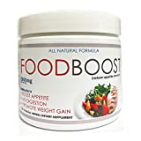 VH Nutrition FoodBoost Appetite Stimulant for Men and Women | Natural Weight Gain Pills - 30 Day Supply - 120 Capsules