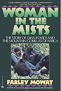 gorillas in the mist book chapter summaries