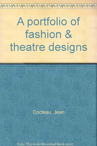 Theatre Costume Design Portfolio (A portfolio of fashion & theatre designs)