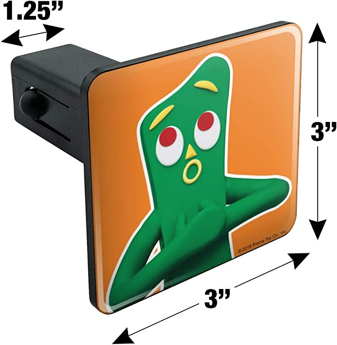 Gumby Singing Clay Art Home Business Office Sign
