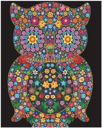 Terciopelo Colorvelvet De 47x35 Cm Para Colorear Con Caja De