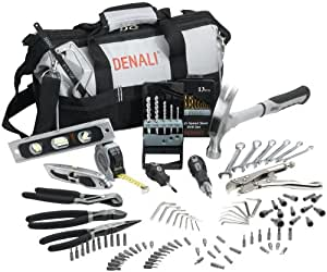Denali 115pc Home Repair Tool Kit