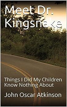 Meet Dr Kingsnake Children Nothing ebook product image