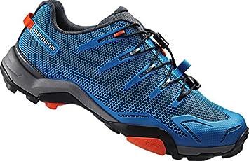 Shimano SH-MT44B zapatos unisex azul 2016 zapatos de trekking Negro multicolor Talla:37 EU nNiyv7