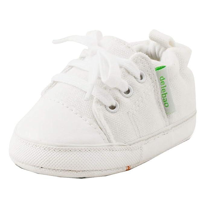 Berimaterry Zapatos para niña Niño Bebé Bebe Niña Recien Nacido ...