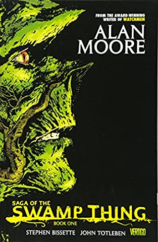 Saga of the Swamp Thing, Book 1 (Earth To Earth Swamp Thing)