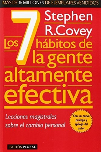 habitos altamente efectiva Spanish Paperback product image