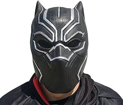 Máscara de Pantera Negra - Disfraz de Adulto - Amazon