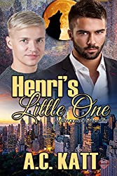 Henri's Little One (The Werewolves Of Manhattan Book 8)