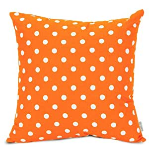 Amazon.com: Majestic Home Goods Mandarina Pequeño almohada ...