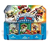 Skylanders Trap Team: Funny Bone, Chopper, Shroomboom - Triple Character Pack