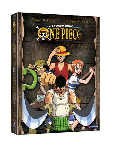 One Piece: Season 1 - First Voyage (Uncut) by Funimation