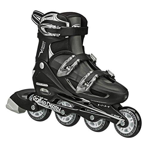 Roller Derby Boy's V-Tech 500 Button Adjustable Inline Skate – DiZiSports Store