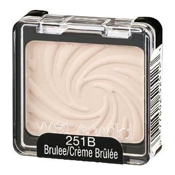 Wet N Wild Color Icon Eyeshadow Single Brulee 251b 0 06 Oz Beauty