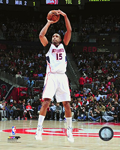 Al Horford Atlanta Hawks 2014-2015 NBA Action Photo (Size: 8
