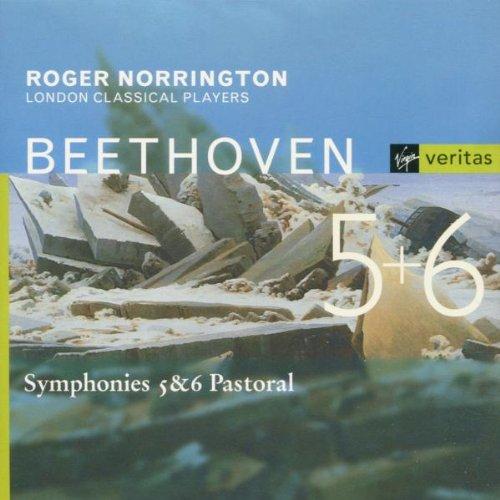 Ludwig van Beethoven, Roger Norrington, London Classical Players -  Symphonies 5 & 6 - Amazon.com Music