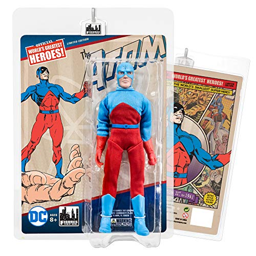 Figures Toy Company DC Comics Retro 8 Inch Action Figure Series: The Atom -