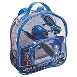 """Shakespeare Star Wars Backpack Kit - Spincast Youth Combo 2'0"""" - Telesc. - M"""