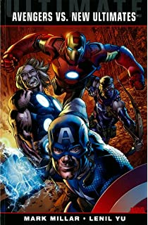 Ultimate Comics Avengers: Crime and Punishment (Ultimate