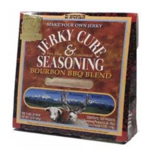 - Hi Mountain Bourbon BBQ Jerky Seasoning Kit