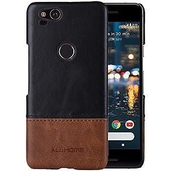 designer fashion 4622b 2552e Amazon.com: Bellroy Leather Case for Pixel 2 - Black: Cell Phones ...