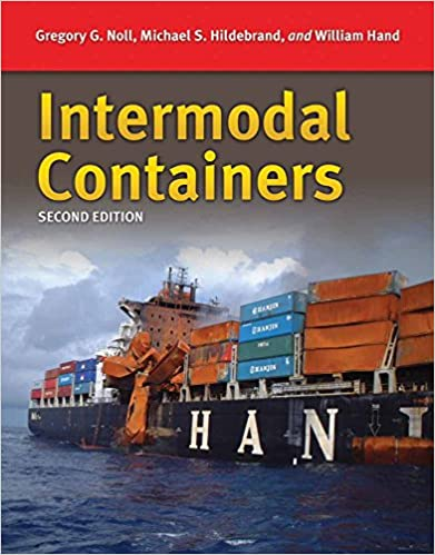 Intermodal Container Emergencies: Michael S  Hildebrand