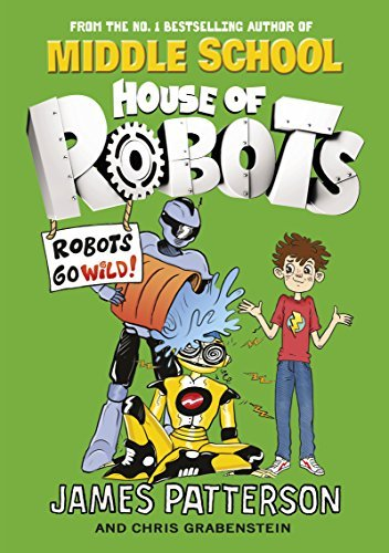 House Robots Go Wild product image