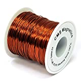 22 Gauge Magnet Wire for Science Projects