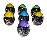 BUCA Latest Unique Birthday Return Gift Surprise Eggs with Toys Inside for Kids (Pack of 7)