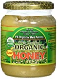 Ys Organic Honey Honey Raw (6 per Case)