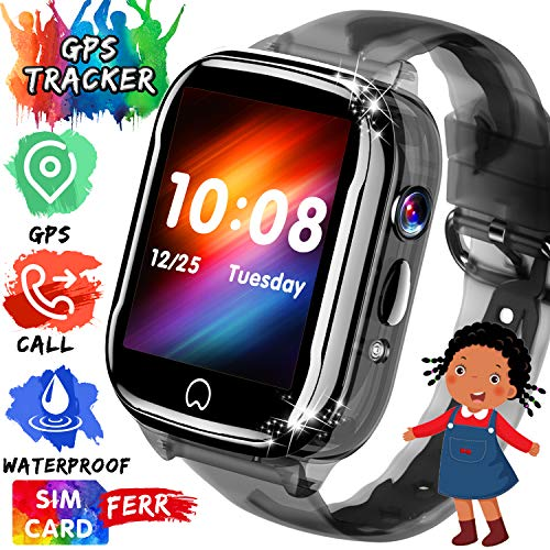 Kids Smart Watch GPS Tracker - [Free SIM Card]2019 for sale  Delivered anywhere in USA
