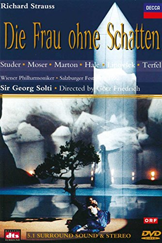 DVD : R. Strauss - Die Frau Ohne Schatten (2PC)