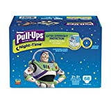 Pull-Ups Night-Time Potty Training Pants for Boys, 2T-3T (18-34 lb.), 68 Count (Packaging May Vary)