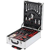799-Pieces Tenozek Sturdy Aluminum Trolley Case Tool Set