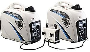 Pulsar (2) 2000 watt Inverter Generators with Parallell Kit GN200KT
