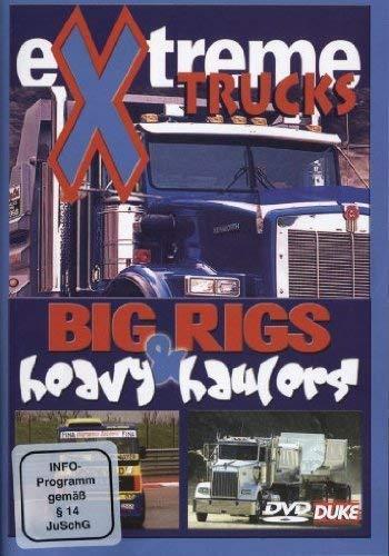 Hauler Truck Rig - Extreme Trucks: Big Rigs And Heavy Haulers [DVD]