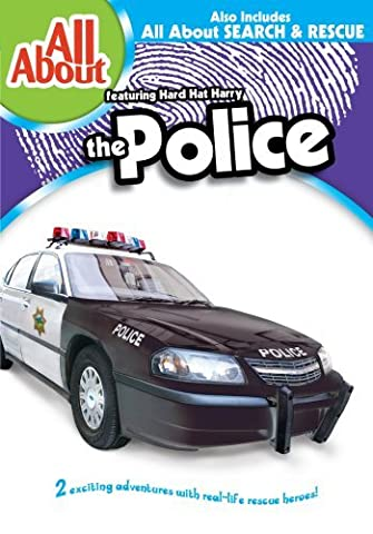 All About Police Cars/All About Search and Rescue (Police Car Dvd)