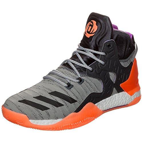 Adidas D ROSE 7 Primeknit - Scarpa Basket Uomo - Men's Basketball Shoes