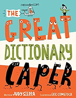 Book Cover: The Great Dictionary Caper