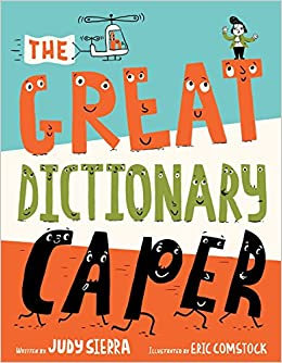 Image result for great dictionary caper sierra amazon