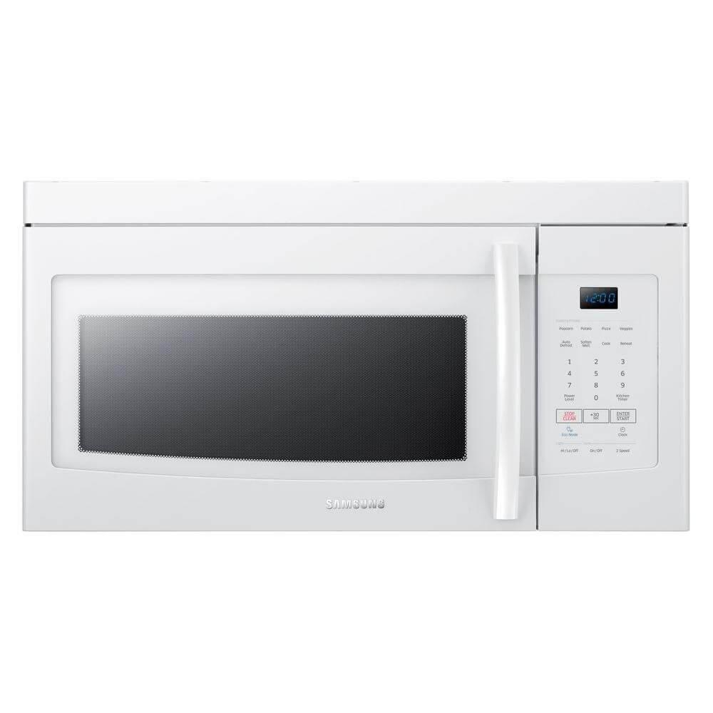 Samsung 1.6 CU. Ft. Over the range Microwave