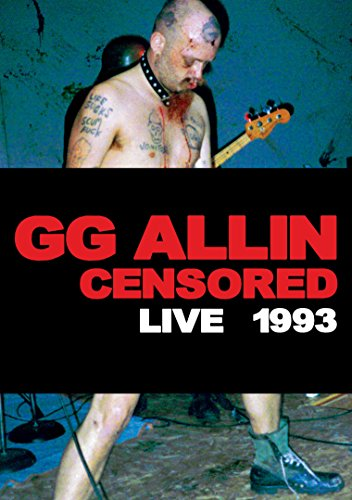 Allin, GG - (Un)Censored: Live 1993