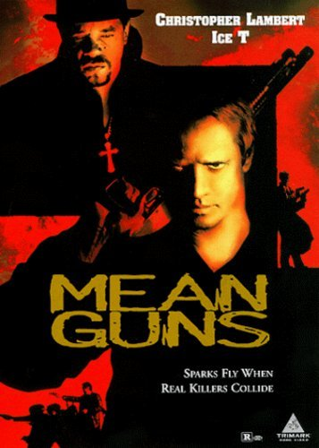 DVD : Mean Guns / Movie (DVD)