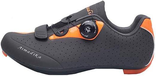 shoes Zapatillas de Bicicleta de Carretera para Hombre, Zapatillas ...
