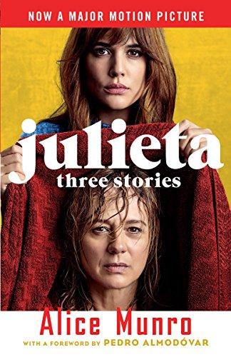 Julieta (Movie Tie-in Edition): Three Stories That Inspired the Movie (Vintage International)