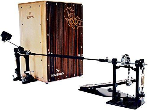 DG De Gregorio Drum Box Travel Cajon with Pedal [並行輸入品]   B07MH9W8VH