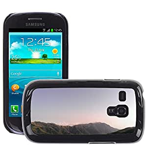 Hot Style Cell Phone PC Hard Case Cover // M00307672 Landscape On The Mountain // Samsung Galaxy S3 MINI i8190
